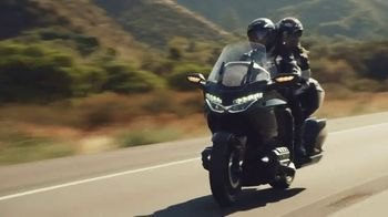 2021 Honda Gold Wing TV Spot, 'Your Furthest Ambition' - Thumbnail 5