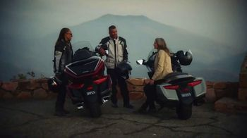 2021 Honda Gold Wing TV Spot, 'Your Furthest Ambition'