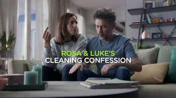 Swiffer TV Spot, 'Rose & Luke's Cleaning Confession'