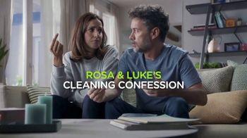 Swiffer TV Spot, 'Rose & Luke's Cleaning Confession' - Thumbnail 2