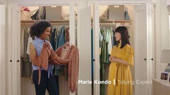 Poshmark TV Spot, 'Spark Joy' Featuring Marie Kondo