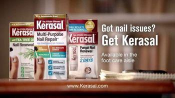 Kerasal Multi-Purpose Nail Repair TV Spot, 'Therapy' - Thumbnail 10