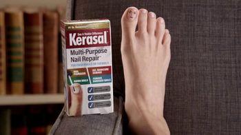 Kerasal Multi-Purpose Nail Repair TV Spot, 'Therapy' - Thumbnail 4