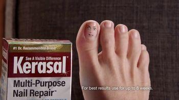 Kerasal Multi-Purpose Nail Repair TV Spot, 'Therapy' - Thumbnail 5