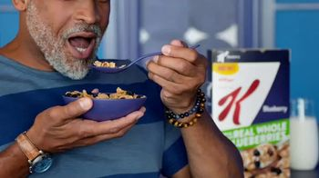 Special K Blueberry TV Spot, 'Do What's Delicious' Song by Jaco Prince and Amy McKnight - Thumbnail 5