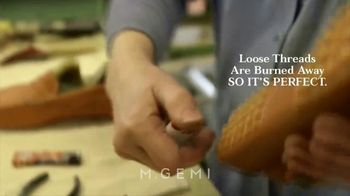 M.Gemi TV Spot, 'Started in the Hills of Tuscany' - Thumbnail 6