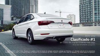 Volkswagen Evento Sign Then Drive TV Spot, 'Clasificaciones: sedanes' [Spanish] [T2] - Thumbnail 2