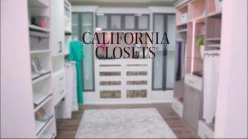 California Closets TV Spot, 'Design Studio: Now Is the Time' - Thumbnail 7