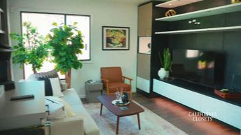 California Closets TV Spot, 'Design Studio: Now Is the Time' - Thumbnail 6