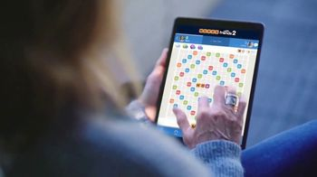Words With Friends 2 TV Spot, 'Playing Together, Miles Apart'