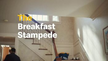 McDonald's TV Spot, 'The Breakfast Stampede Meal: Chicken McGriddle, McChicken Biscuit and Soda' - Thumbnail 5