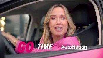 AutoNation Chrysler Dodge Jeep Ram Truck Month TV Spot, 'Go Time: 2021 1500 Big Horn' - 2 commercial airings