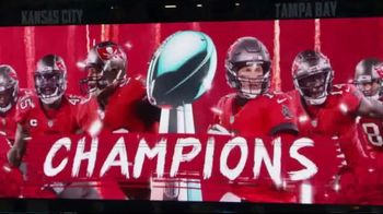 Super Bowl LV Champions Home Entertainment TV Spot, 'Buccaneers Super Bowl Championship DVD' - 334 commercial airings