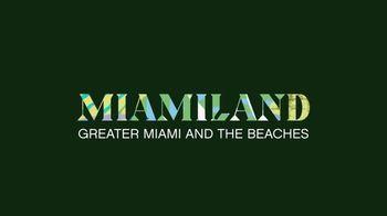 Greater Miami Convention & Visitors Bureau TV Spot, 'Adventure' - Thumbnail 1
