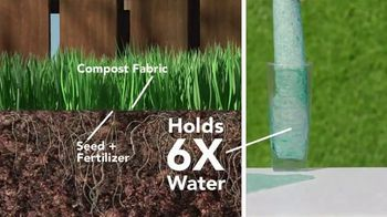 Grotrax TV Spot, 'Get Your Lawn Back on Track'