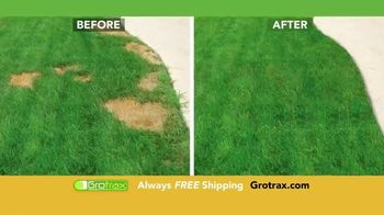 Grotrax TV Spot, 'Get Your Lawn Back on Track' - Thumbnail 4