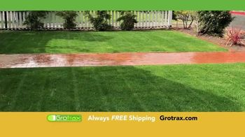 Grotrax TV Spot, 'Get Your Lawn Back on Track' - Thumbnail 7