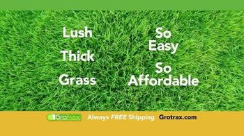 Grotrax TV Spot, 'Get Your Lawn Back on Track' - Thumbnail 9