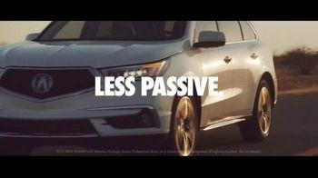 2020 Acura MDX TV Spot, 'Less Passive, More Aggressive' [T2] - Thumbnail 2