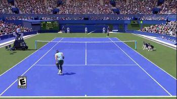 Tennis Clash TV Spot, 'Volley: Play Free Now' - Thumbnail 2