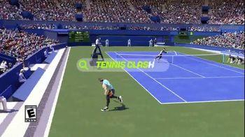 Tennis Clash TV Spot, 'Volley: Play Free Now' - Thumbnail 4