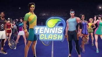 Tennis Clash TV Spot, 'Volley: Play Free Now' - Thumbnail 5