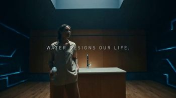 Moen TV Spot, 'Water Designs Our Life' Song by Lauren Brewster, House of Vibe - Thumbnail 8