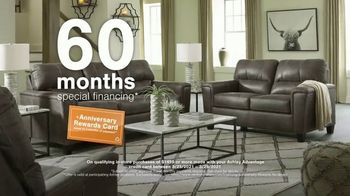 Ashley HomeStore Anniversary Sale TV Spot, 'Ends Monday: 25% Off and Special Financing' - Thumbnail 6