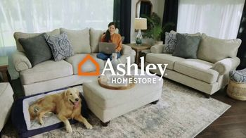 Ashley HomeStore Anniversary Sale TV Spot, 'Ends Monday: 25% Off and Special Financing'