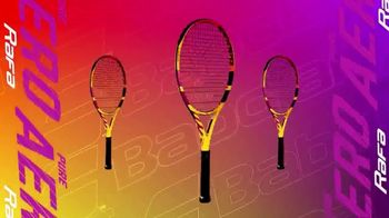 Tennis Express TV Spot, 'Babolat Pure Aero Rafa' Featuring Rafael Nadal