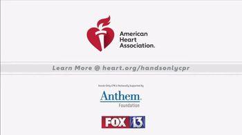 American Heart Association TV Spot, 'Our Hands' - Thumbnail 9