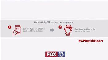 American Heart Association TV Spot, 'Our Hands' - Thumbnail 8