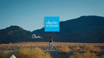 Charles Schwab TV Spot, 'The Challenger: Hit the Ball Further' Featuring Troy Mullins - Thumbnail 9