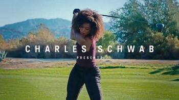 Charles Schwab TV Spot, 'The Challenger: Hit the Ball Further' Featuring Troy Mullins