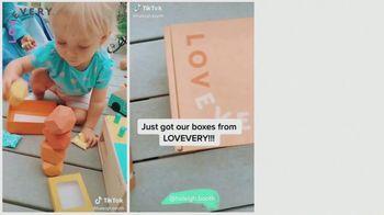 Lovevery TV Spot, 'Support System: TikTok' - Thumbnail 2