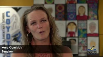 Prince George's County Public Schools TV Spot, 'Amy Comisiak'