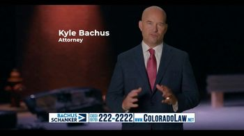 Law Offices of Bachus & Schanker TV Spot, 'Motorcycle Accident' - Thumbnail 3