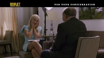 Amazon Prime Video TV Spot, 'Borat Subsequent Moviefilm: For Your Consideration' - Thumbnail 3
