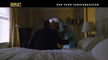 Amazon Prime Video TV Spot, 'Borat Subsequent Moviefilm: For Your Consideration' - Thumbnail 4