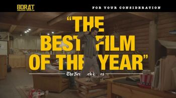Amazon Prime Video TV Spot, 'Borat Subsequent Moviefilm: For Your Consideration' - Thumbnail 9