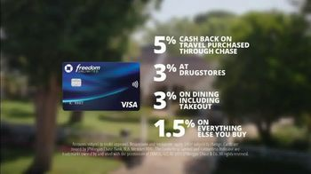 Chase Freedom Unlimited TV Spot, 'Rita: Always Earning' Featuring Kevin Hart - Thumbnail 9