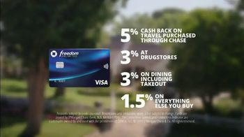Chase Freedom Unlimited TV Spot, 'Rita: Always Earning' Featuring Kevin Hart - Thumbnail 8