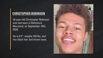 National Center for Missing & Exploited Children TV Spot, 'Christopher Robinson'