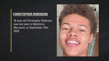 National Center for Missing & Exploited Children TV Spot, 'Christopher Robinson' - Thumbnail 2