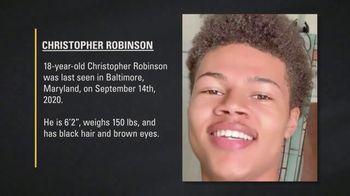 National Center for Missing & Exploited Children TV Spot, 'Christopher Robinson' - Thumbnail 7