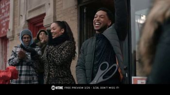 Showtime TV Spot, 'DIRECTV: Free Preview: Strikingly Beautiful'
