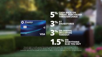 Chase Freedom Unlimited TV Spot, 'Kim: Always Earning' Featuring Kevin Hart - Thumbnail 10
