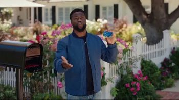 Chase Freedom Unlimited TV Spot, 'Kim: Always Earning' Featuring Kevin Hart - Thumbnail 3