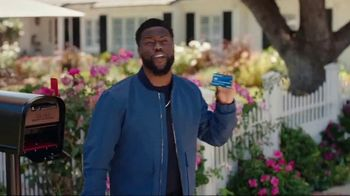 Chase Freedom Unlimited TV Spot, 'Kim: Always Earning' Featuring Kevin Hart - Thumbnail 4