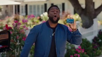 Chase Freedom Unlimited TV Spot, 'Kim: Always Earning' Featuring Kevin Hart - Thumbnail 7